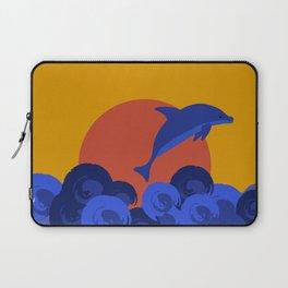 Ocean sunset wonders Laptop Sleeve