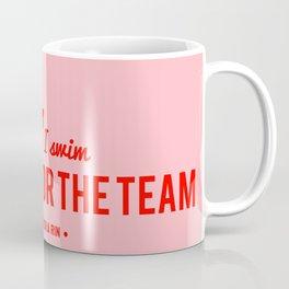FOR THE TEAM - Matsuoka Rin Coffee Mug