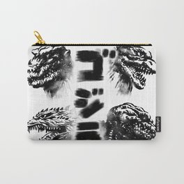 Waterbushed Four Kings Carry-All Pouch