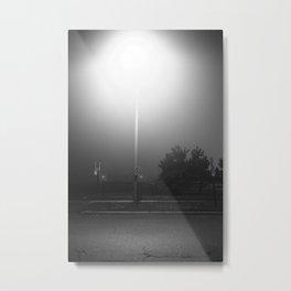 Under The Glow Metal Print