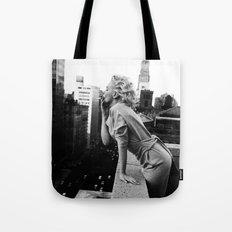 Marilyn Breath Tote Bag