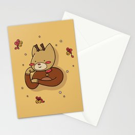 Oh Reindeer! Stationery Cards