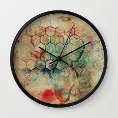 Hexa II Wall Clock