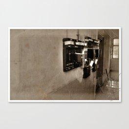 Diele Canvas Print