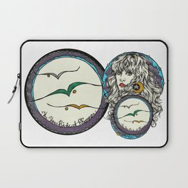 The 3 Birds of Rhiannon Laptop Sleeve