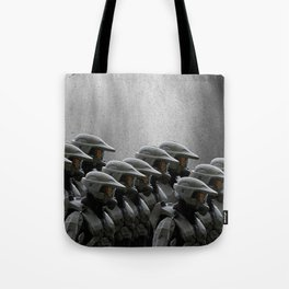 The Halo Army Tote Bag