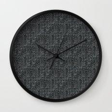 Day 070   #margotsdailypattern Wall Clock