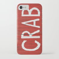 crab iPhone & iPod Cases featuring Crab by Shy Photog