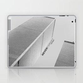 September 11 Tribute - Never Forget - World Trade Center Laptop & iPad Skin