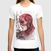 daredevil T-shirts featuring Daredevil by rchaem