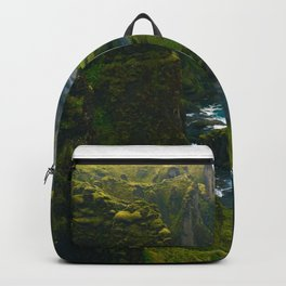 River in the Valley (Color) Backpack