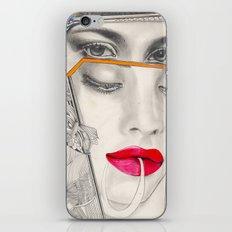 I Believe in Beauty 3 iPhone & iPod Skin