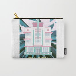 Miami Landmarks - McAlpin Carry-All Pouch