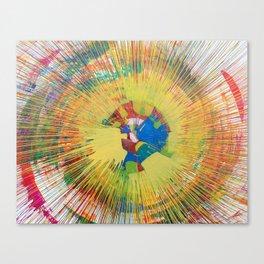 645rpm Canvas Print
