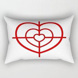 Heartscope Rectangular Pillow