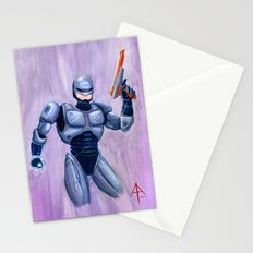 ROBcop Stationery Cards