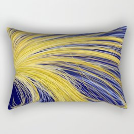 Light Burst's - Golden Light 1 Rectangular Pillow
