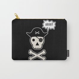 Skul face pirate Carry-All Pouch