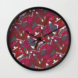 AZTEC IMPRINT Wall Clock