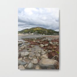 Barmouth, Snowdonia, Wales Metal Print