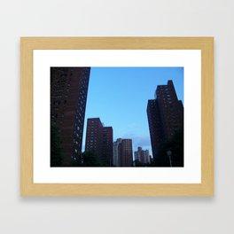 East Harlem Framed Art Print
