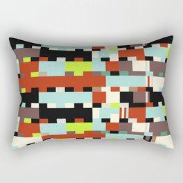 Chopin Fantaisie Impromptu (Dublin Airport Colours) Rectangular Pillow