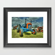 Fordson Custom  Framed Art Print