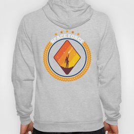 Space Force Mission Badge USSF, United States Space Force Hoody