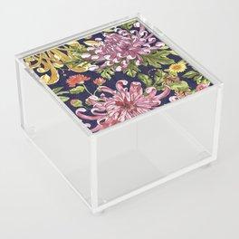 chrysanthemum Acrylic Box