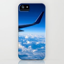 Up in the Air iPhone Case