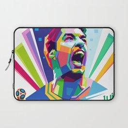 Luis Suarez Wold Cup 2018 Edition Laptop Sleeve