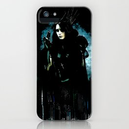 Queen of the damnation iPhone Case