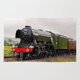 60103 Flying Scotsman Rug