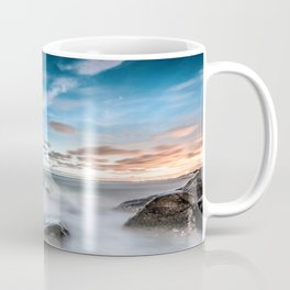 Above the mountines Coffee Mug