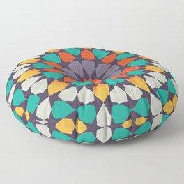 Scattered Petals Floor Pillow