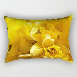 Daffs Rectangular Pillow