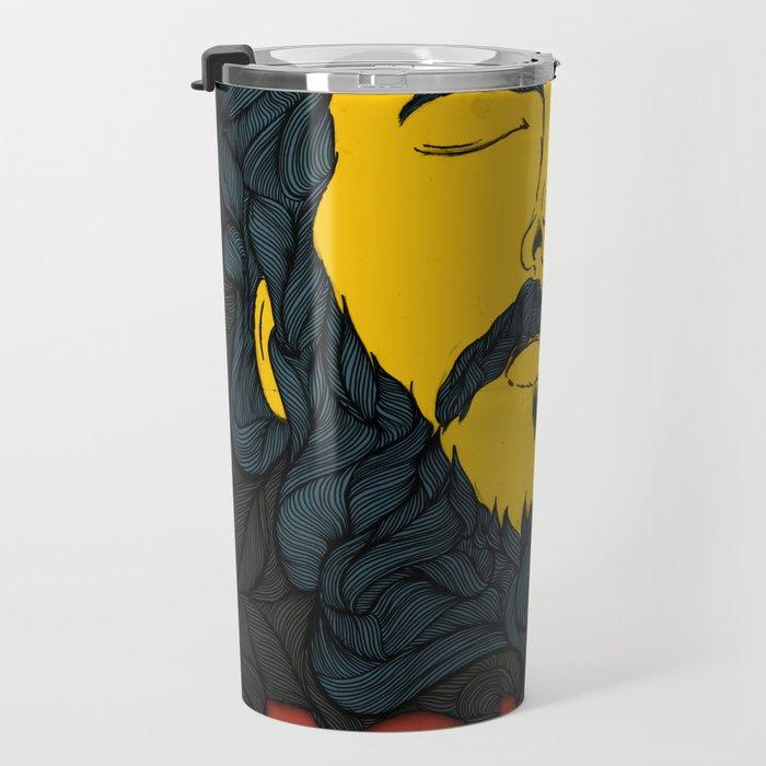 Bon Iver Travel Mug