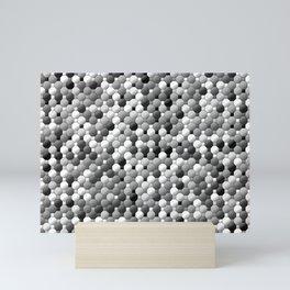 3105 Mosaic pattern #1 Mini Art Print