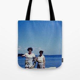 Fishing Ladies Tote Bag