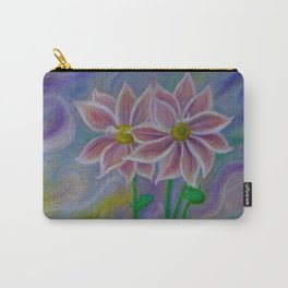 Mystic Flora Carry-All Pouch