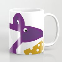 cheese Mugs featuring Cheese? by Stephanie Cole CREATIONS