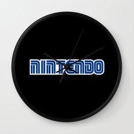 Nintendo Sega 1 Wall Clock