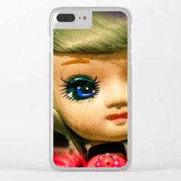 Clementine May Clear iPhone Case