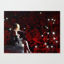 Madonna - La Vie En Rose Canvas Print