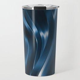 Glowing Metal Travel Mug