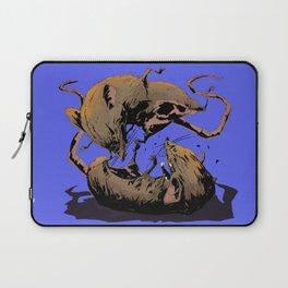 rat fight Laptop Sleeve