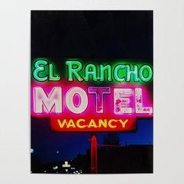 El Rancho Motel ... Poster