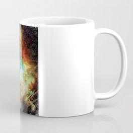 Robot flower Coffee Mug
