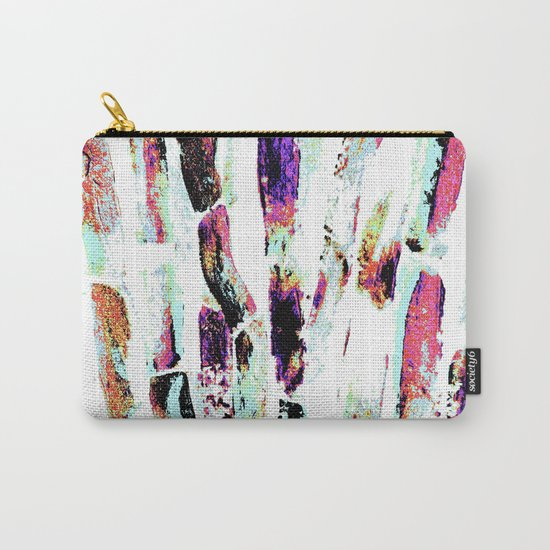 Rainbow Candy Sugar Cane, Spring, First World Problems Carry-All Pouch