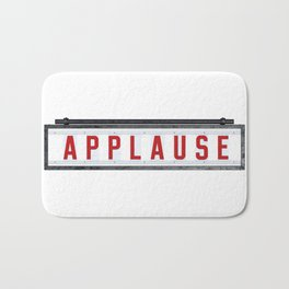 APPLAUSE Bath Mat
